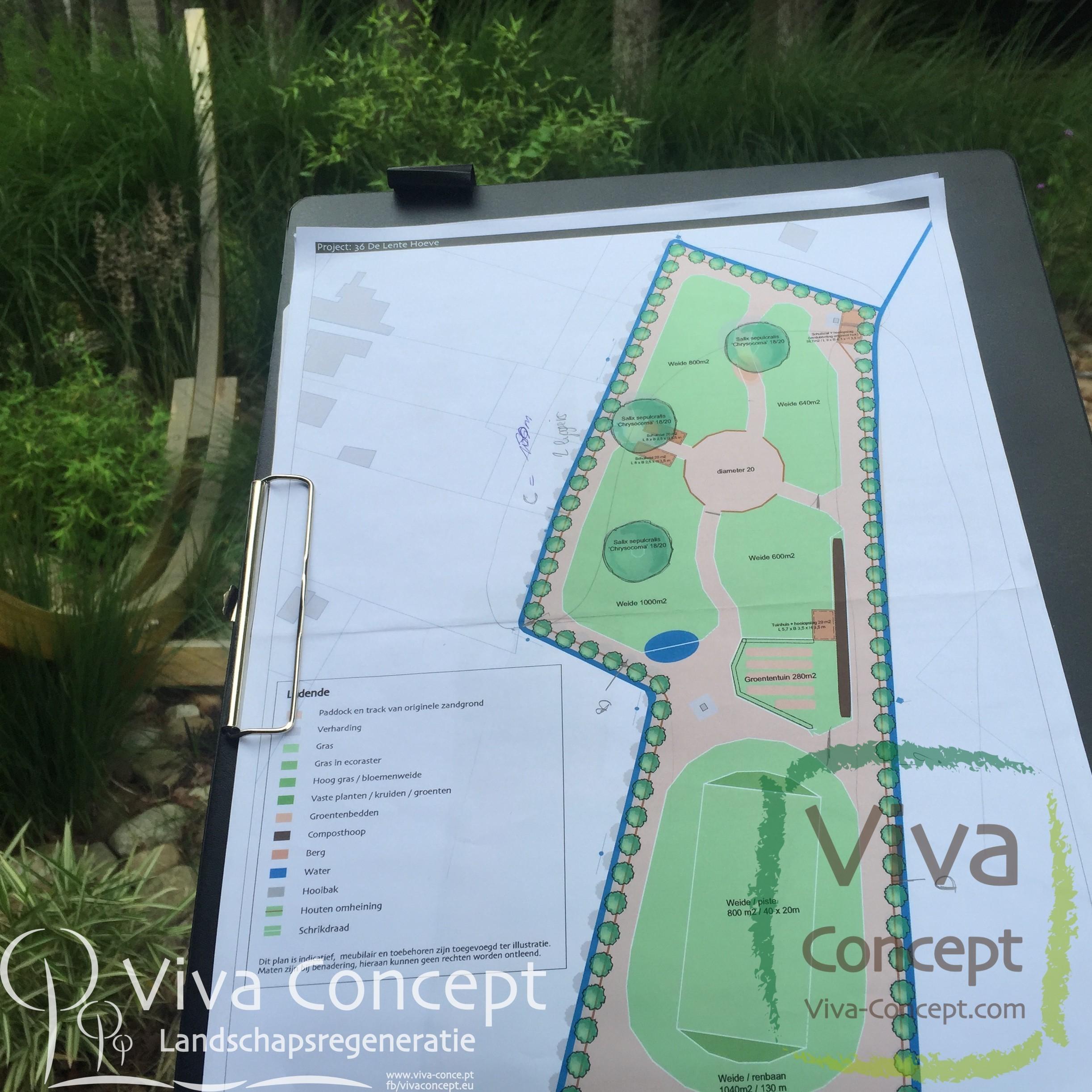 Equi Habitat Advies, Ontwerp & Aanleg